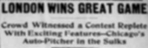 Pittsburgh Press, Jan. 1, 1905, p. 24 headline