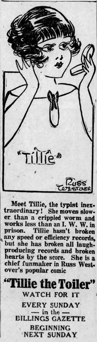 Tillie the Toiler promo ad.jpg