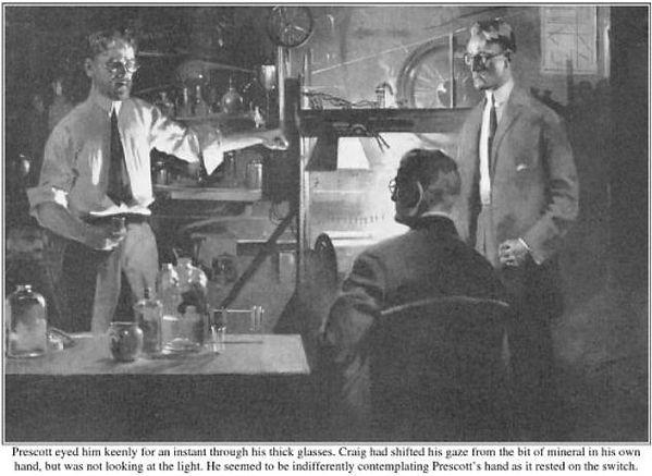 Original illustration from October 1912 Cosmopolitan