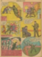 Superworld Comics #3, Aug 1940