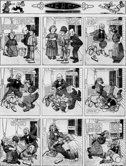 19130112 [Washington, DC] Evening Star, January 12, 1913 Percy mechanical man