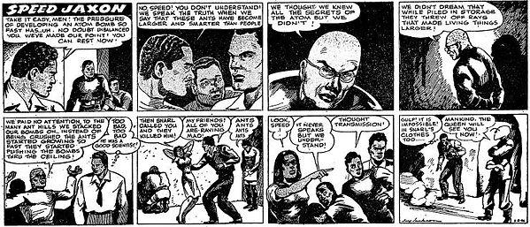 Bungleton Green, February 9, 1946