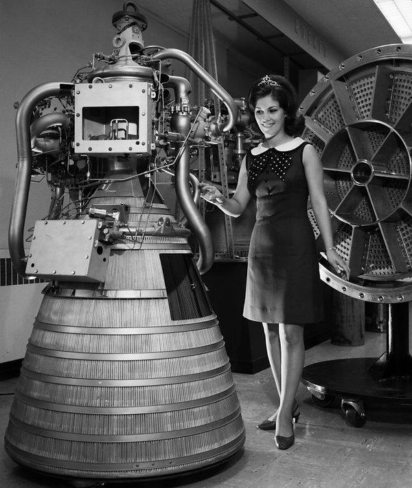 1968 Miss NASA