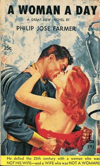 Philip Jose Farmer, A Woman a Day, Galaxy Novel #43, Beacon 291