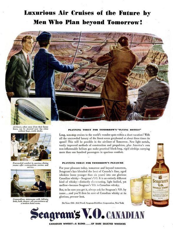 1945-10-01 Luxurious air cruises