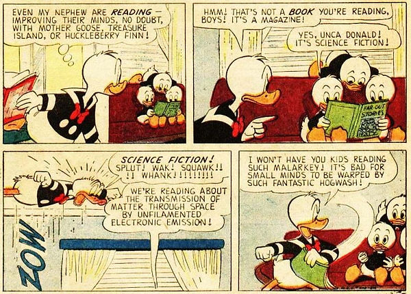Walt Disney's Comics and Stories #249