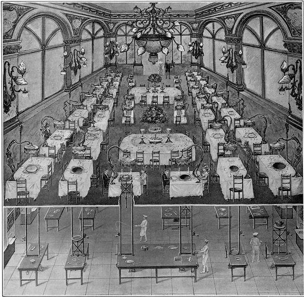 1913-11-01 Scientific American 345 electric hotel in Paris