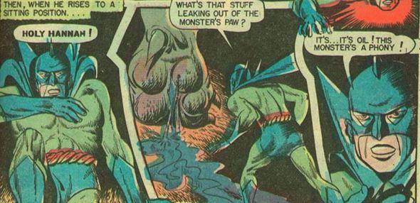 Hangman Comics #4, Fall 1942
