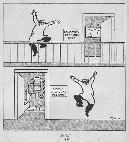 1948 Punch cartoon
