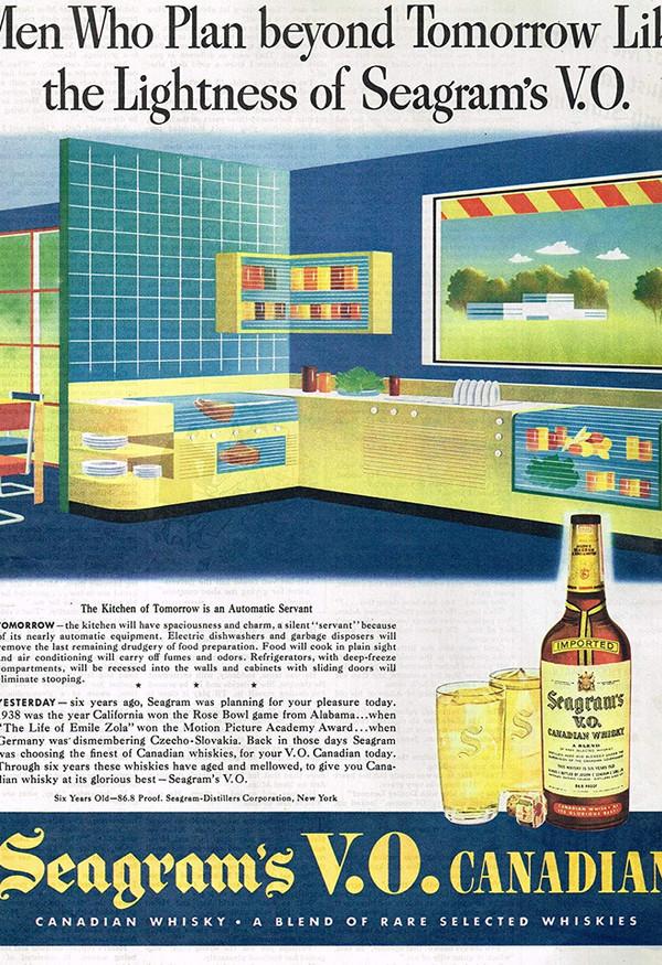 1944 (undated) Kitchen of Tomorrow