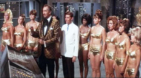 Dr. Goldfoot and his robot girls