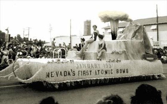 1951 Nevada's First Atomic Bomb
