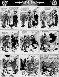19121229 [Washington, DC] Evening Star, December 29, 1912 Percy mechanical man