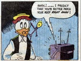 Uncle Scrooge #16, Dec.-Feb. 1957