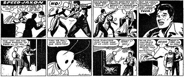 Bungleton Green, February 23, 1946