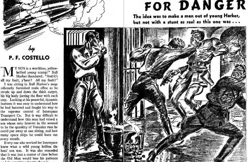 Amazing Stories, January 1942