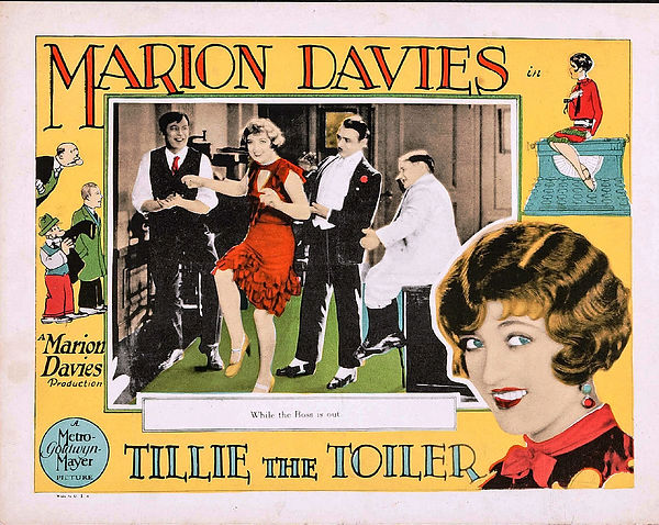 Tillie the Toiler (1927 film)