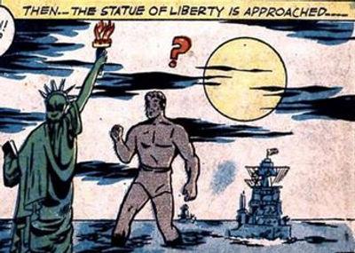 Clue Comics #2, Februry 1943