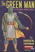Harold Sherman, The Green Man, Century Adventure