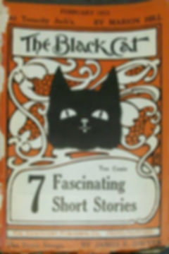 The Black Cat, February 1913