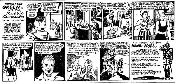 Bungleton Green, November 25, 1944