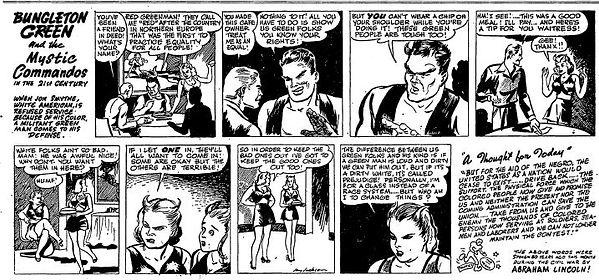 Bungleton Green, August 5, 1942