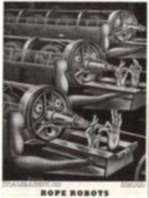 Wickwire Spencer Steel #9, Artzybasheff,