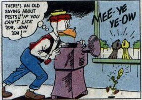 Uncle Scrooge #15, Sept.-Nov. 1956