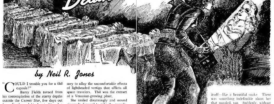 Amazing Stories, April 1942