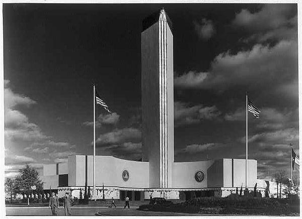 Texas Centennial Exposition, 1936, Federal Building