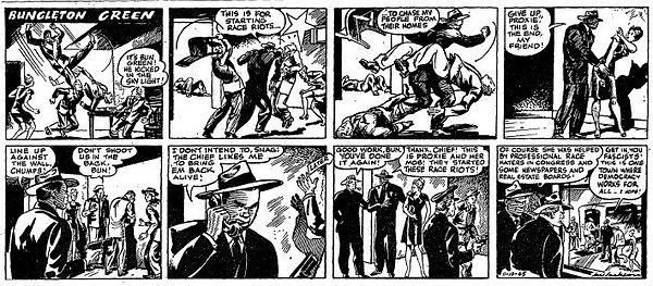 1945-11-17 Chicago Defender Bungleton Green