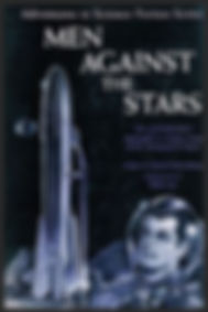Men Against the Stars edited by Martin Greenberg, Jacket Illustration by Edd Cartier