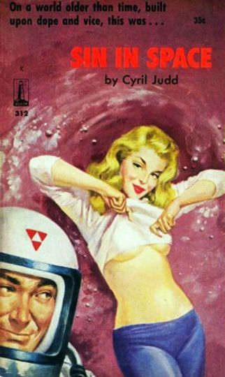 Cyril Judd, Sin in Space, Galaxy Novel #46, Beacon 312