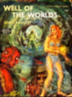 Lewis Padgett, Well of the Worlds, Galaxy Novel #17