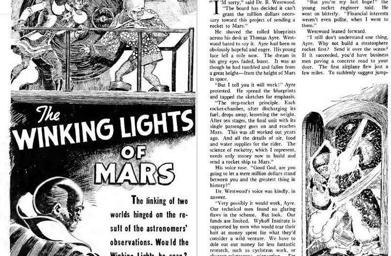 Amazing Stories, February 1941