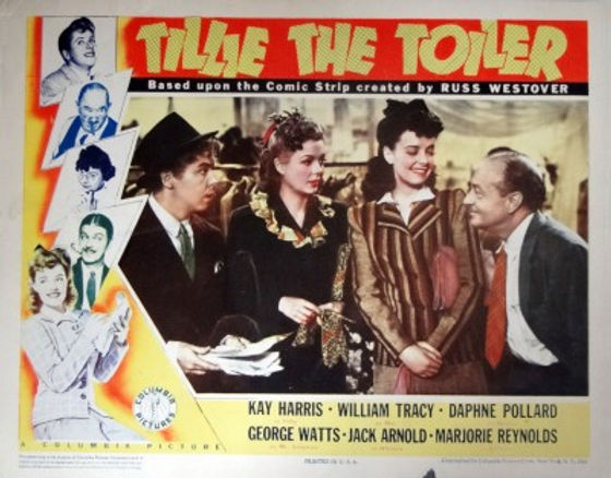 Tillie the Toiler (1941 film)