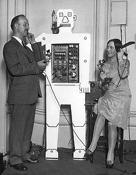 Westinghouse, Televox c1927