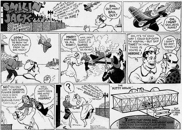 Smilin' Jack, December 15, 1935