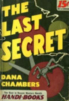 The Last Secret, by Dana Chambers, cover
