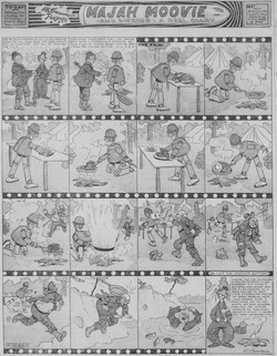 19151010 Boston Sunday Globe, Oct. 10 1915 6 Majah Moovie Percy