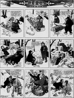 19130105 [Washington, DC] Evening Star, January 5, 1913 Percy mechanical man