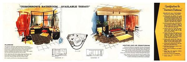 Crane Disneyland Brochure