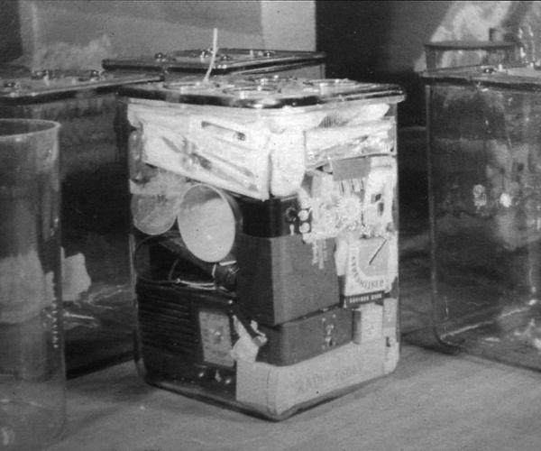 Crypt of Civilization storage container