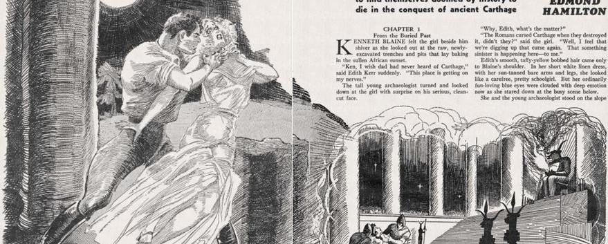 Fantastic Adventures, September 1939
