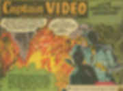 Captain Video #3 June 1951 The Indestructible Antagonist p.1, panel