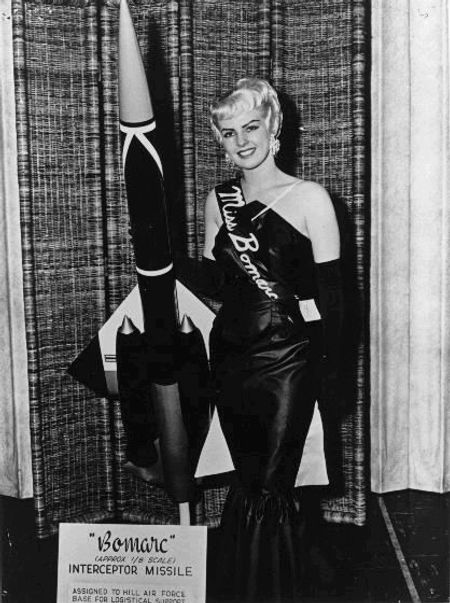 1958 Miss Bomarc