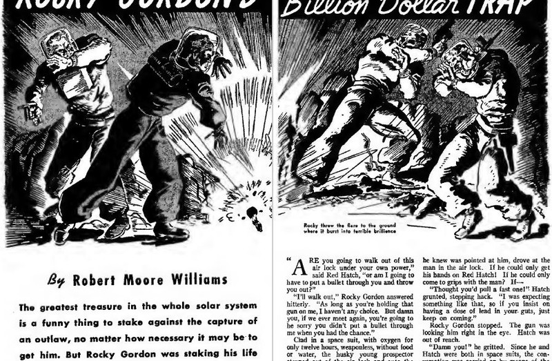 Amazing Stories, May 1941