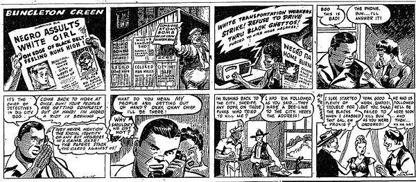 1945-10-13 Chicago Defender Bungleton Green