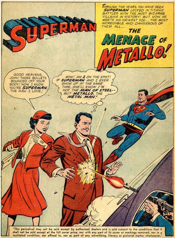 ActionComics #252, May 1959