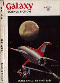 Galaxy Science Fiction, May 1951